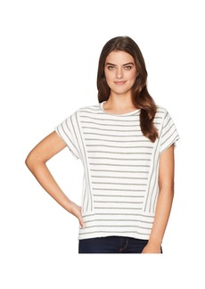 Jones New York Direction Stripe Top