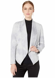 Jones New York Drape Front Jacket