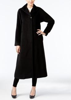 Jones New York A-Line Maxi Coat