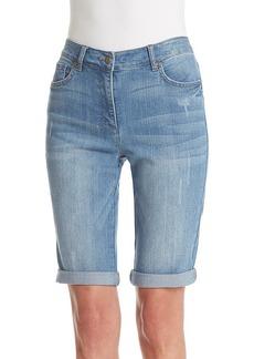 Jones New York® Bleecker Cruise Shorts