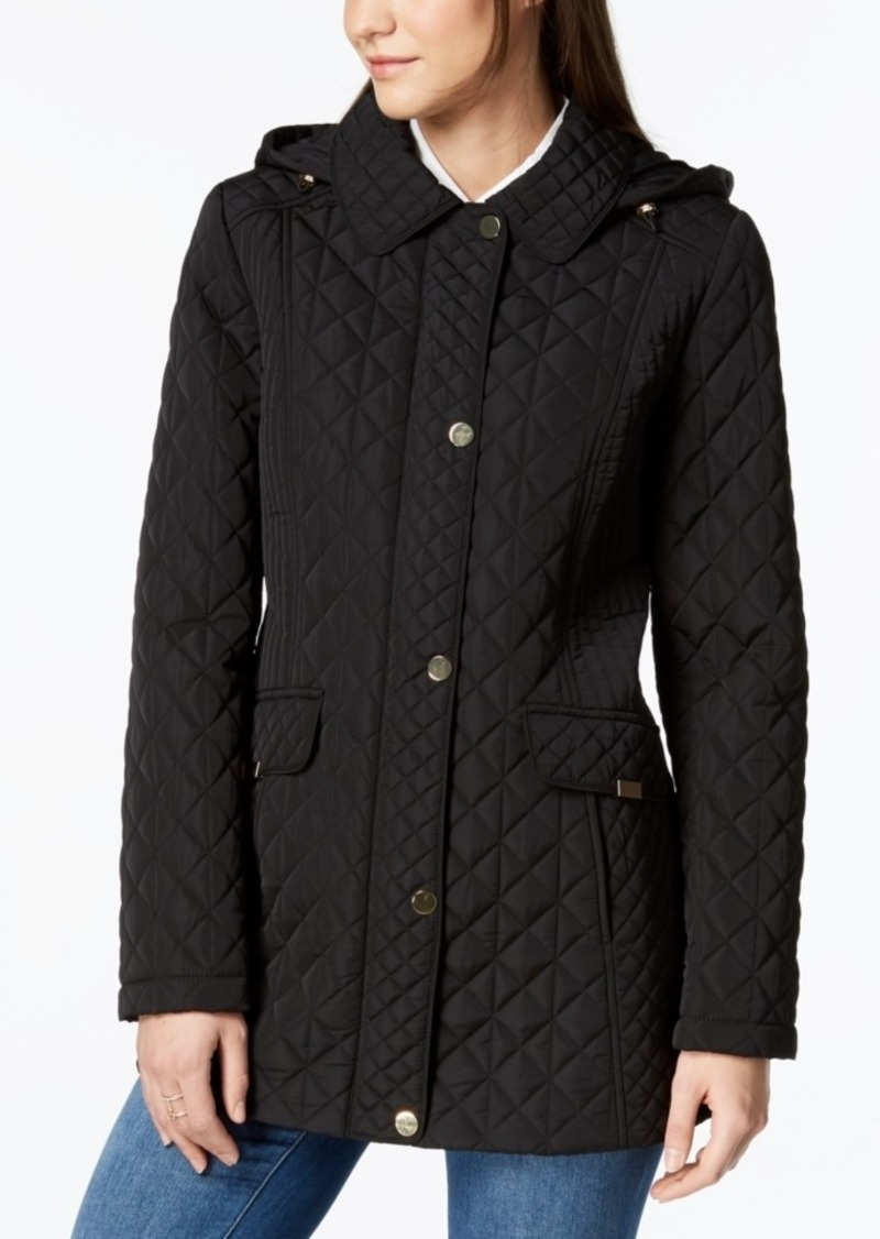 6bfbefd00f Contrast-Quilted Jacket