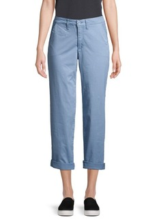 JONES NEW YORK Cropped Chino Pants