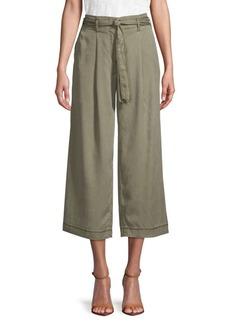 JONES NEW YORK Cropped Wide Leg Trousers