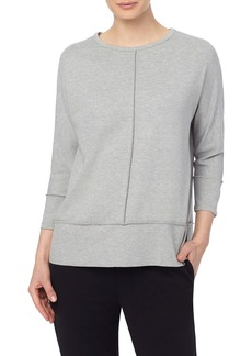 Jones New York Dolman Sleeve Knit Tunic