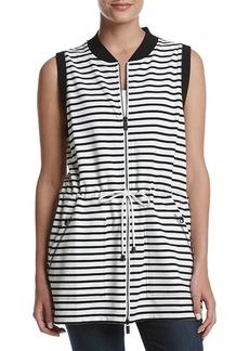 Jones New York® French Terry Cargo Vest