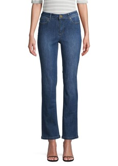 JONES NEW YORK High-Rise Jeans