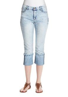 Jones New York® Janis Wash Cuff Bleecker Jeans