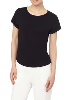 Jones New York Jewel Neck Top