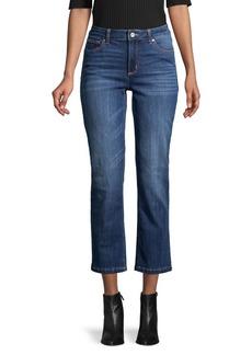 JONES NEW YORK Lex Flared Ankle Jeans