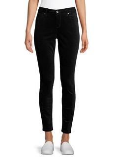 JONES NEW YORK Madison Skinny-Fit Velvet Jeans