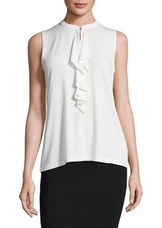 JONES NEW YORK Mand Sleeveless Blouse