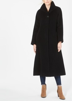 Jones New York Maxi Flyaway Coat