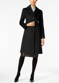 Jones New York Petite Walker Coat