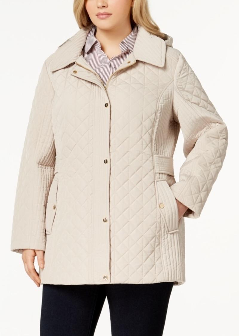fe8c844043c On Sale today! Jones New York Jones New York Plus Size Hooded ...
