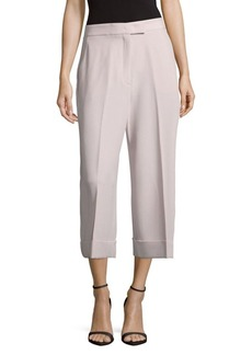 JONES NEW YORK Solid Four-Pocket Style Culottes