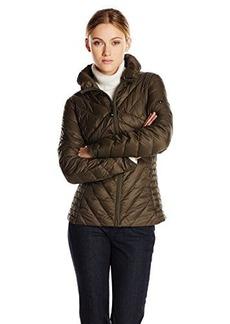Jones New York Sport Women's Short Packable Down Jacket