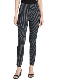 Jones New York The Megan Printed Pull-On Pants