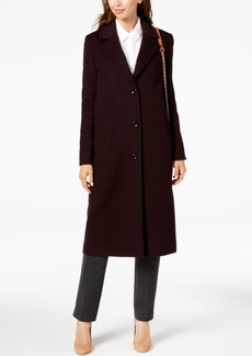 Jones New York Notch-Collar Coat