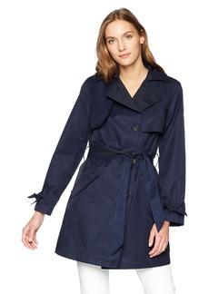 Jones New York Women's Belted Trench Coat  M