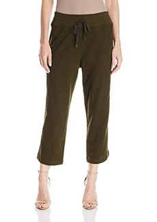 Jones New York Women's Capri Pant with Rib