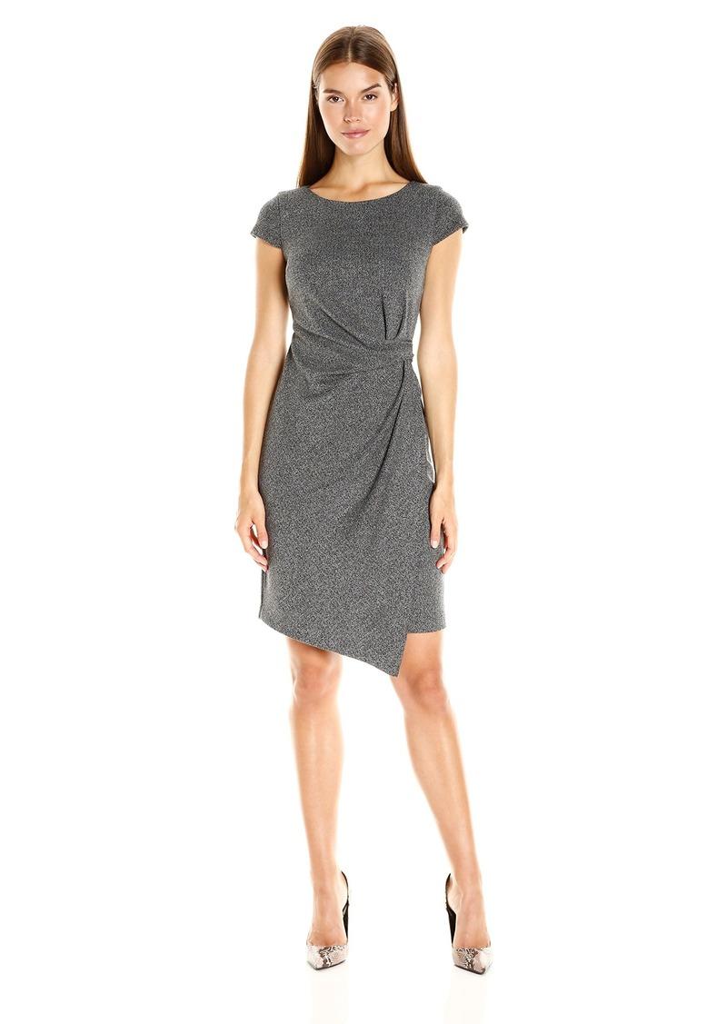 Jones New York Women S City Herringbone Dress