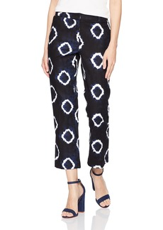 Jones New York Women's Diamond Tie Dye PRT Grace Ankle Pant