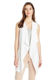 Jones New York Women's Drapey Vest  L