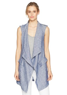 Jones New York Women's Drapey Vest  XL