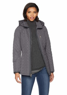 Jones New York Women's Everyday Quilted Jacket  L