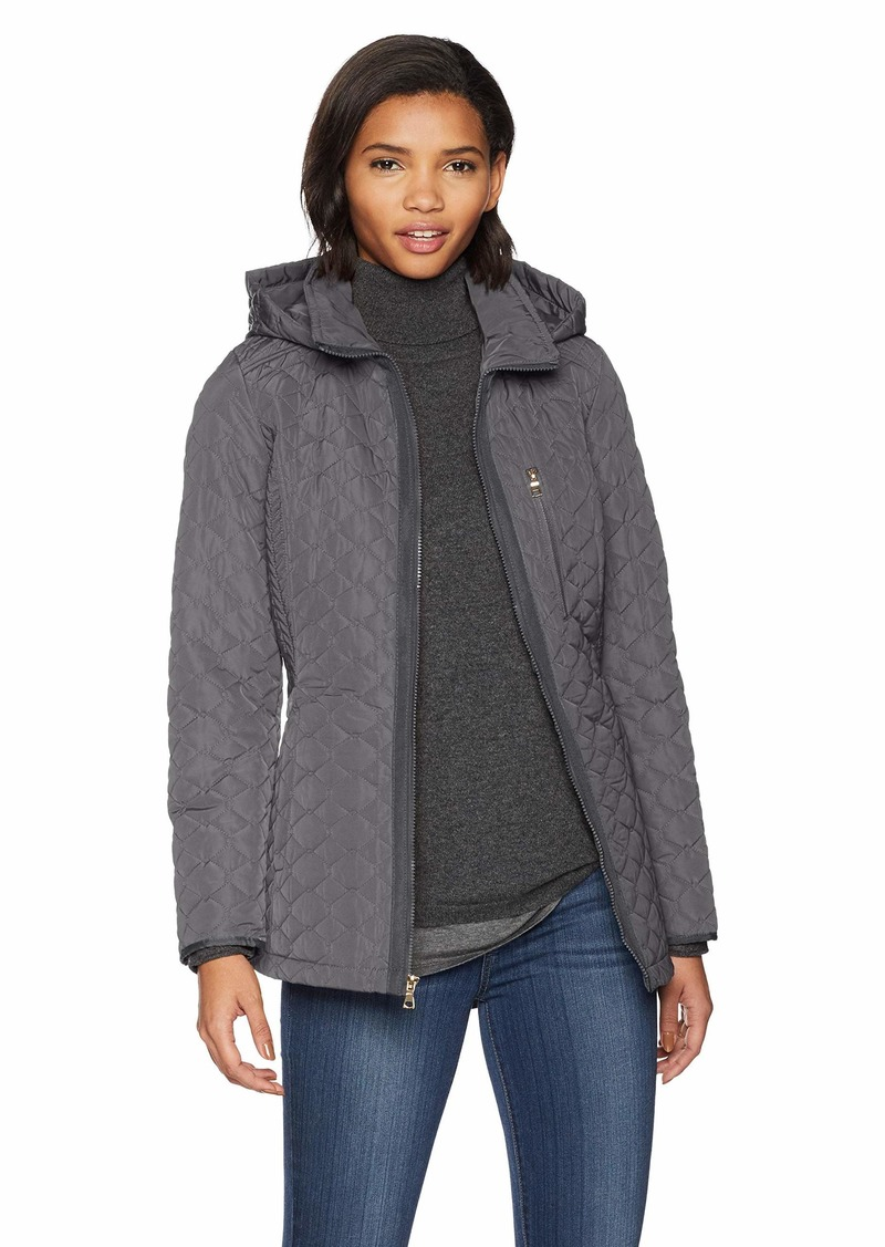 Jones New York Women's Everyday Quilted Jacket  L