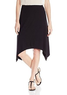 Jones New York Women's Handkerchief Hem Skirt