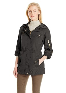 Jones New York Women's Hooded Anorak