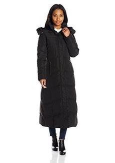 Jones New York Women's Long Down Maxi Coat