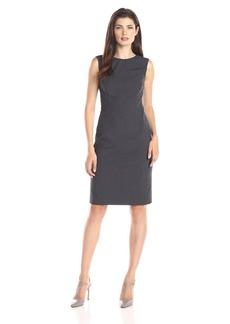 Jones New York Women's Mallory Short Sleeve Sheath Dress