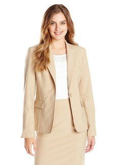 Jones New York Women's Notch Collar Jacket