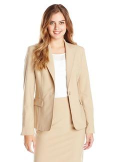 Jones New York Women's Notch Collar Jacket