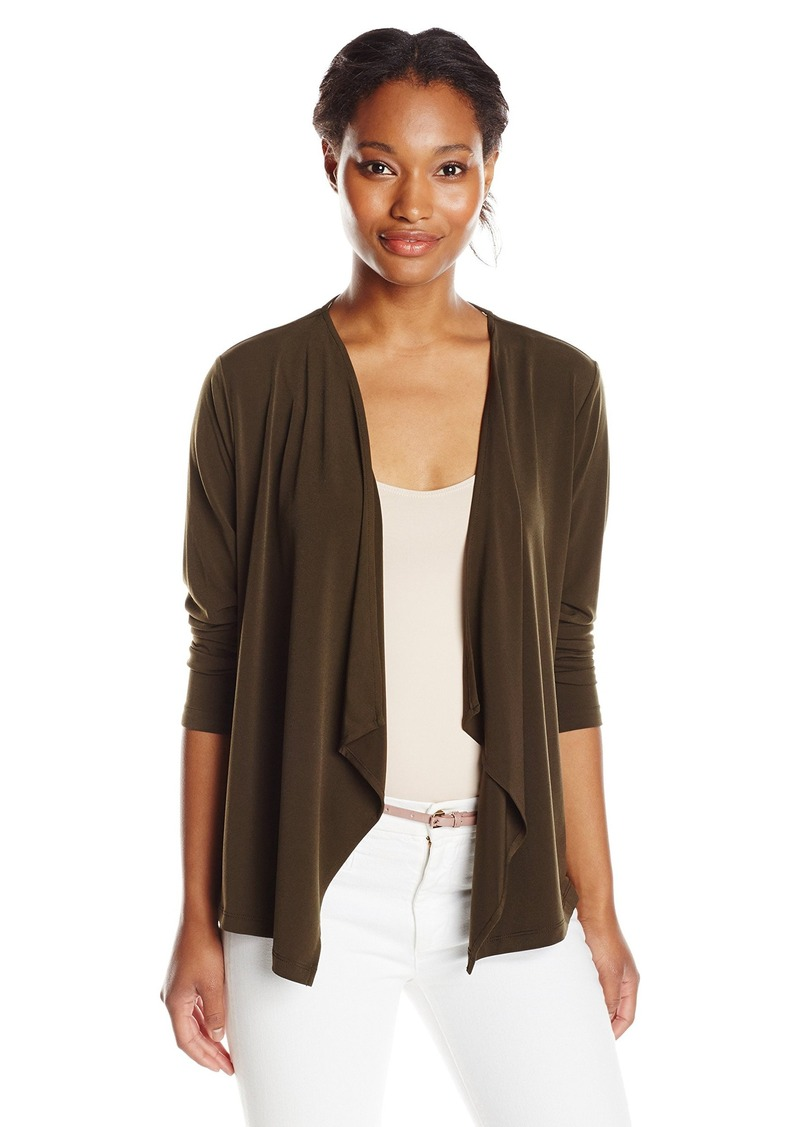 Women'S Open Front Cardigan Sweater 74