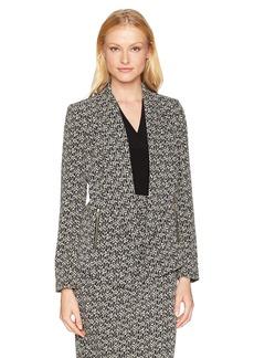 Jones New York Women's Open Front Jacket