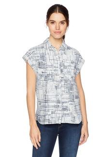 Jones New York Women's Oversized Shirt  M