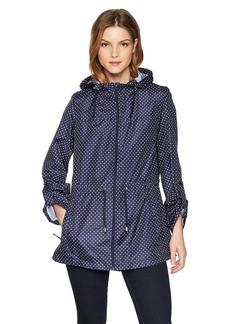 Jones New York Women's Packable Anorak Jacket  S