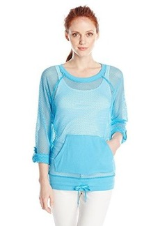 Jones New York Women's Petite Crew Neck Pullover  Petite/Large