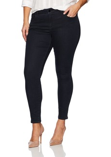 Jones New York Women's Plus Size Madison Slim Denim Jean