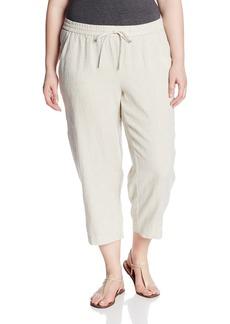Jones New York Women's Plus Size Pull On Pant