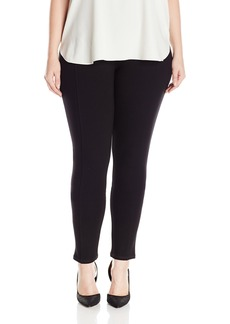 Jones New York Women's Plus Size Seamed Compression Pant
