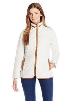 Jones New York Women's Quilted Jacket