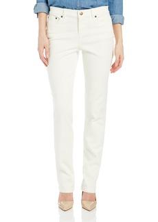 Jones New York Women's Skinny Leg Pant with 5 Pocket
