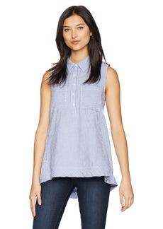 Jones New York Women's Sleeveless Circle Hem Tunic  XL