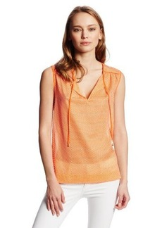 Jones New York Women's Sleeveless Tunic