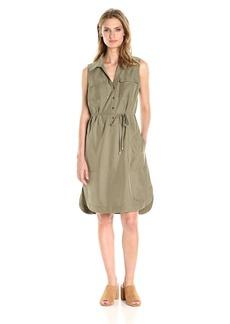 Jones New York Women's Slvlss 2pkt Elas Waist Shirt