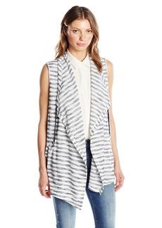 Jones New York Women's Soft Interlock Vest  XS